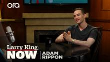 Adam Rippon on figure skating, LGBTQ rights, & his new memoir