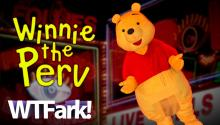 WINNIE THE PERV: Polish Town Bans Winnie-The-Pooh Because He's A Half-Naked Hermaphrodite.