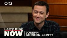Joseph Gordon-Levitt on creative collaborations, fulfilling roles, & working with Logic