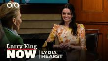 Lydia Hearst on 'The Haunting of Sharon Tate', horror films, and her family's legacy