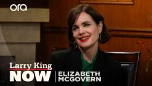 Elizabeth McGovern on 'Downton Abbey', female roles, & her music career