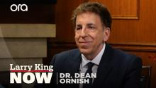 Dr. Dean Ornish on why he thinks major diseases can be treated with a healthy lifestyle