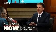 Dr. Dean Ornish on how love can fix our social media obsessed culture