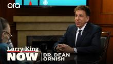 Dr. Dean & Anne Ornish argue that humans are better off following a plant-based diet