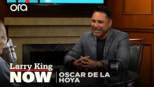 Oscar De La Hoya on his boxing career, philanthropy, & possible political future