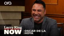 Will Oscar De La Hoya ever consider a career in politics?