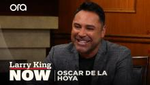 Oscar De La Hoya on his multi-million dollar deal with streaming service DAZN