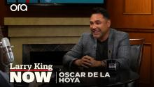 Oscar De La Hoya on his commitment to improving lives in East Los Angeles
