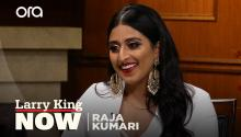 Raja Kumari on how she blends Eastern and Western cultures into her music