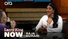 Raja Kumari reflects on what it's like to chase the American dream