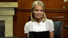 Kristin Chenoweth Dishes on 'Glee'
