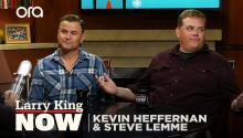 Steve Lemme & Kevin Heffernan on 'Tacoma FD', mustaches, & 'Super Troopers 3'
