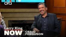 Craig Ferguson on stand-up comedy, politics, & 'Riding the Elephant'