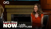 Psychotherapist Lori Gottlieb on mental health, therapy, & social media