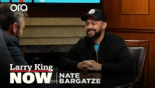 Nate Bargatze on 'The Tennessee Kid', Jerry Seinfeld, & iced milk
