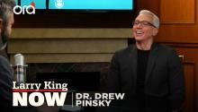 Dr. Drew Pinsky on social media, vaccinations, & Trump's mental health