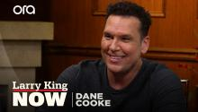 "From comedy to drama: Dane Cook on ""heavy"" role in new film 'American Exit'"