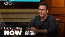 """I'm going to purge myself"": Dane Cook on using past hardships in new stand-up tour"