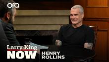 Henry Rollins on punk rock music, politics, & his 'Talking Shows'