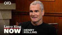 Henry Rollins on why he doesn't consider himself a comedian