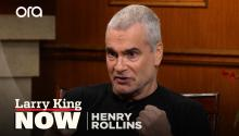 Henry Rollins on why his radio show is a love letter to music