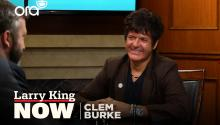 Iconic drummer Clem Burke on 'Blondie', surviving rock n' roll, & his new documentary