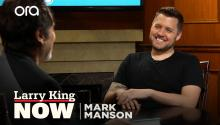 Mark Manson on 'Everything Is F*cked', philosophical inspirations, & social media