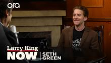 Seth Green on 'Changeland', adult cartoons, & growing up in the spotlight
