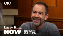 Comedian Bryan Callen on 'Complicated Apes', free speech, & dramatic roles