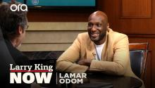 Lamar Odom on 'Darkness to Light', the Kardashians, & sobriety