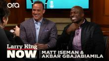 Matt Iseman & Akbar Gbajabiamila on how 'American Ninja Warrior' celebrates differences