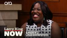 Sheryl Underwood on 'The Talk', higher education, & Mark Wahlberg