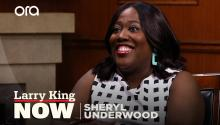 """She vomited all over me"": Sheryl Underwood recounts first time she met Sharon Osbourne"