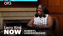 """She's hipper than we think"": Sheryl Underwood on new co-host Marie Osmond"