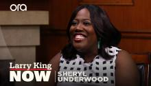 """The key to jobs and freedom"": Sheryl Underwood on the importance of higher education"