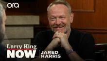 Jared Harris on how his father's legacy affected his own career