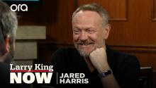 """They motivate you"": Jared Harris on why he listens to negative criticism"