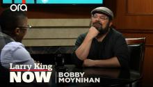 """I was terrified"": Bobby Moynihan on how his life has changed since becoming a father"