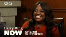 """It's a limited edition"": Sherri Shepherd & Nick Cannon joke about dating older women"