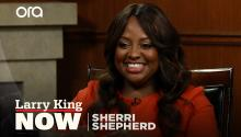 "Sherri Shepherd on why Oprah is a ""grown woman"" when it comes to relationships"