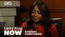 How Sherri Shepherd got her first dramatic role in 'Brian Banks' over Viola Davis