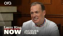 Pastry Chef Jacques Torres on 'Nailed It!', weight loss, & sugar