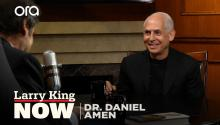 Psychiatrist Dr. Daniel Amen on depression, social media, & brain trauma