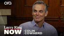 Colin Cowherd on why some athletes become outspoken advocates