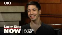 "Justin Long talks ""digging deep"" on his new podcast 'Life is Short'"