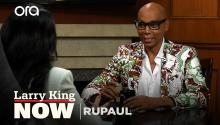 RuPaul on 'Drag Race', self-acceptance, & Trump