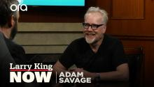 Adam Savage talks 'Savage Builds', conspiracy theories, & 'Mythbusters'