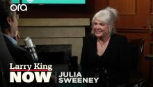 Comedian Julia Sweeney on 'SNL,' her popular monologues, & Trump