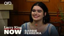 'Euphoria' star Barbie Ferreira on her breakout role, body positivity, & curve modeling