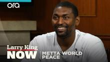 Metta World Peace on his film 'Quiet Storm', coaching, & breaking Michael Jordan's ribs